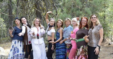 It was one of the best Retreats at Fall Equinox at Mount Shasta!